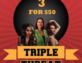 #117 for Triple Threat!!! Looking for your creativity for a product poster! by STARWINNER