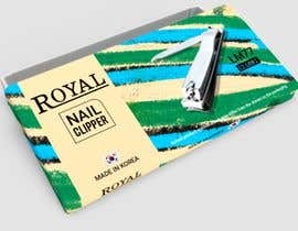 #162 for Re-design the box of the nail clippers by Denricmello