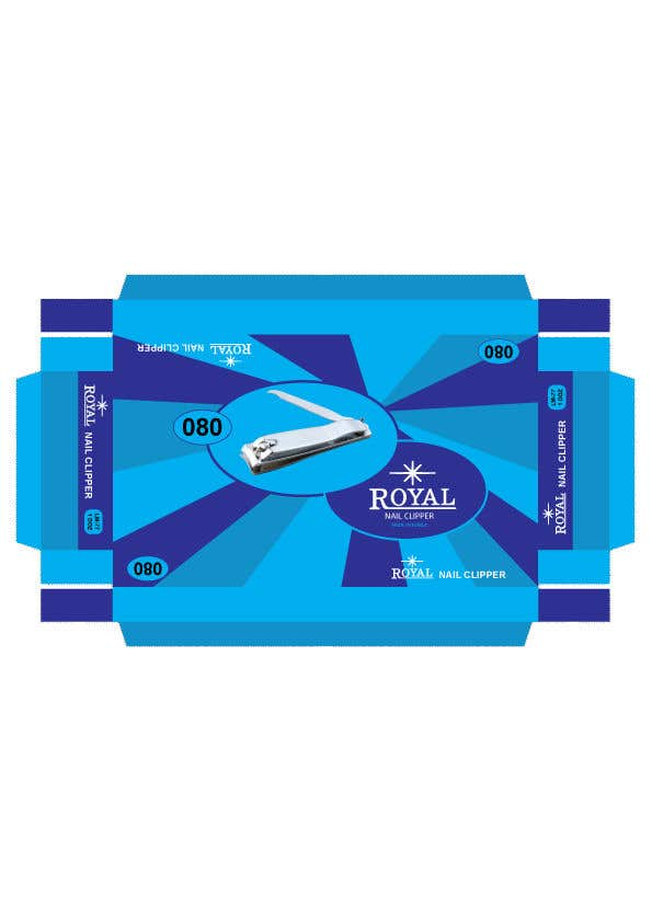 Contest Entry #52 for Re-design the box of the nail clippers