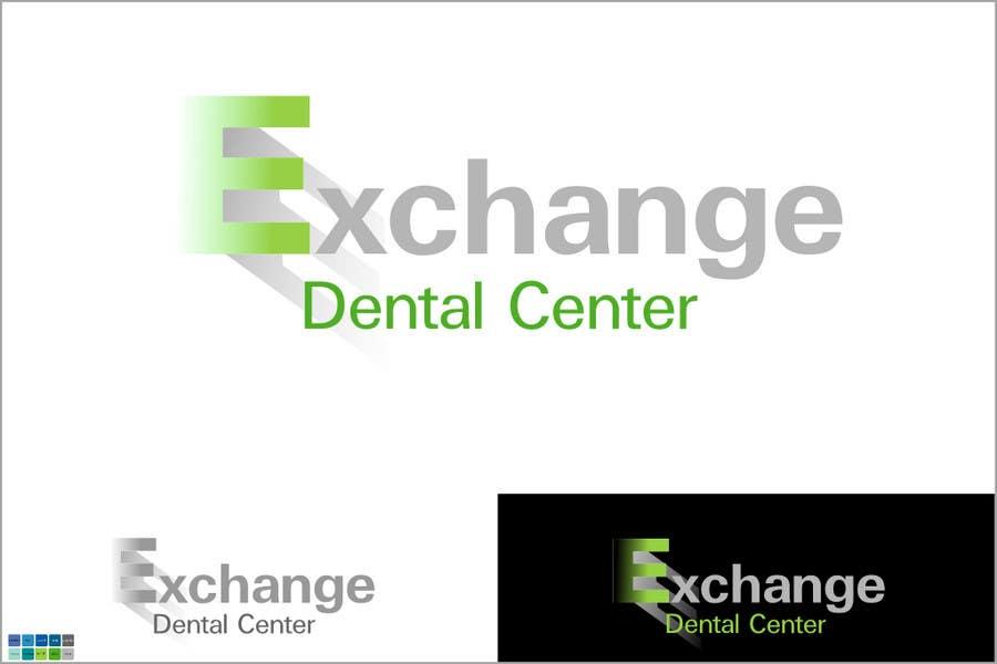 Penyertaan Peraduan #543 untuk Logo Design for Exchange Dental Centre