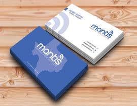 #1317 para Mantis business card design de SondipBala