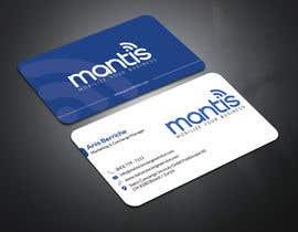 #1273 para Mantis business card design de creativeshohag