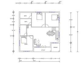 austyncad tarafından Design Floor Plan için no 19