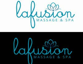 "#379 for Logo Creation ""lafusion MASSAGE & SPA"" af babul881"