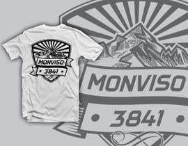 Nro 56 kilpailuun Design Mountain T-Shirt käyttäjältä krisamando