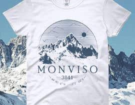 #63 untuk Design Mountain T-Shirt oleh color78