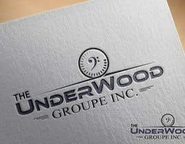 """starikma tarafından Design a Logo for """"The Underwood Group Inc."""" için no 282"""