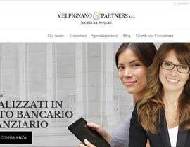 Nro 102 kilpailuun Creazione Logo - Studio Legale Melpignano käyttäjältä SleepyRobbi