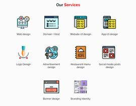 #10 untuk UI design to generate e commerce section in Home page oleh babarhossen