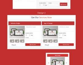 #15 untuk UI design to generate e commerce section in Home page oleh stephen91112