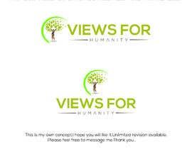 #120 for Design a Logo for Views For Humanity af bijoy1842