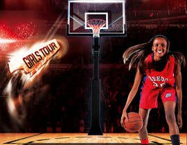 #4 for Design a flyer for a Basketball Tour af mrsheergenius