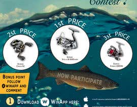 #33 untuk Design a contest flyer oleh javiermc66