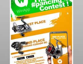 #35 untuk Design a contest flyer oleh luisanacastro110
