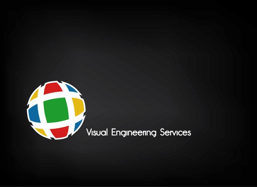 Inscrição nº                                         7                                      do Concurso para                                         Stationery Design for Visual Engineering Services Ltd