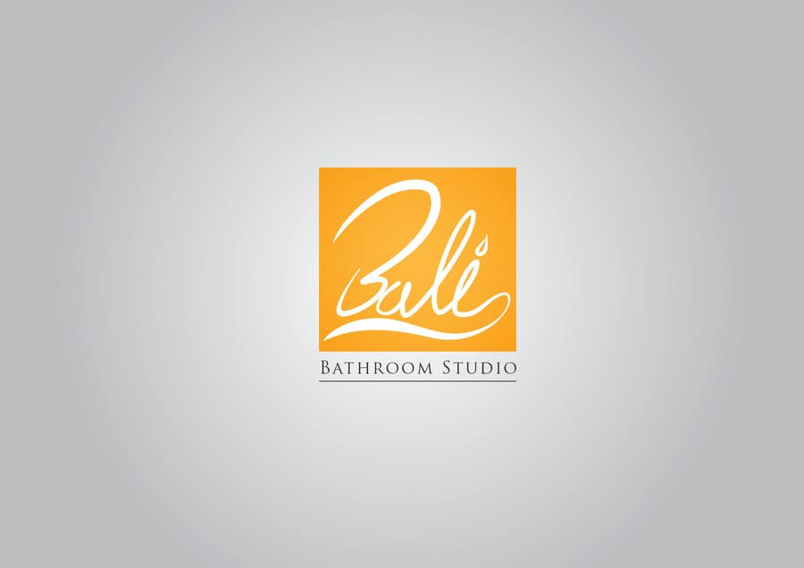 Penyertaan Peraduan #                                        39                                      untuk                                         Design a Logo for Bathroom studio