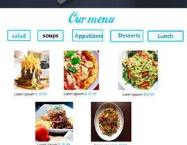 #49 for Build a Website for Restaurant by sabrinabristy
