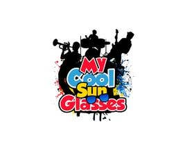 #131 para My Cool Sunglasses Logo por skaydesigns