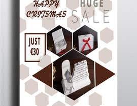 Nro 55 kilpailuun Design a christmas product sales flyer käyttäjältä nilajdas