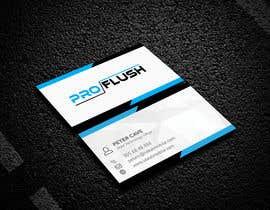 "#49 untuk Design a Business Logo - Plumber ""Flush It"" oleh nilufalima"