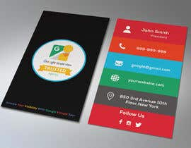#136 for Design some Business Cards For Google Street View Agency af Simanto99