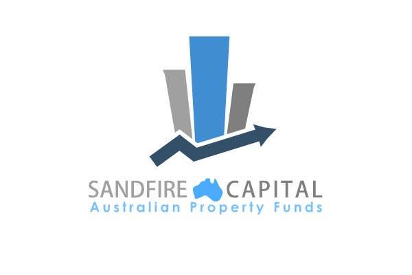 Inscrição nº                                         17                                      do Concurso para                                         Logo Design for Sandfire Capital - Australian Property Funds