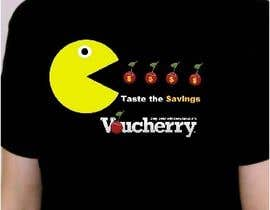 #75 para T-shirt Design for Voucherry.com de jhundel