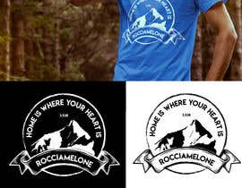 #22 for Design a Mountain T-Shirt with motto af pgaak2