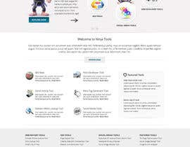 #15 untuk Are you a Design Ninja? Design NinjaTools.com - We are a Perfect 5 star Freelancer. oleh Pavithranmm
