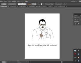 #21 para Cartoon design for new brand, logo design. por GDiklajhossain