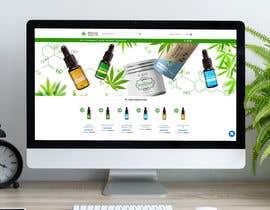 #28 cho Webbsite banner for health/CBD company! bởi sivakyuliya