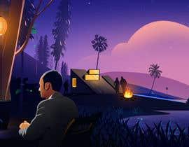 Nro 28 kilpailuun Need a Background illustration käyttäjältä kesabk