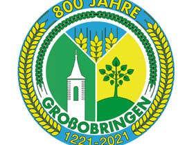 #15 para Design a 800-years anniversary Logo por banigandlapati