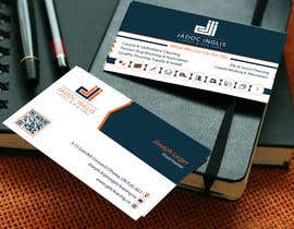 #393 pentru JDI:  Business Card Design - September 2018 de către ksh568bb1a94568e