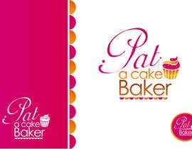 #1 for Logo Design for Pat a Cake Baker by Designer0713