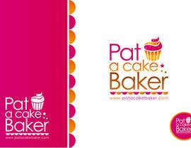 #3 for Logo Design for Pat a Cake Baker by Designer0713