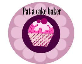 #16 for Logo Design for Pat a Cake Baker af alexandracol