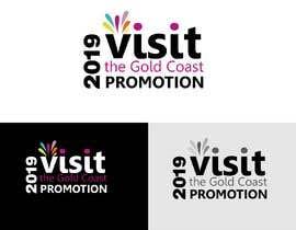 #9 para Design a Logo for Visit the Gold Coast 2019 Promotion por DonnaMoawad