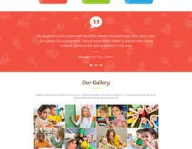 #15 para Building a website for a preschool/kindergarden. A school for kids in the age  (3 - 6 years) de designexpart1351