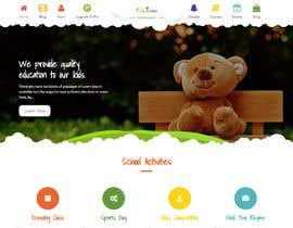 #12 para Building a website for a preschool/kindergarden. A school for kids in the age  (3 - 6 years) de jahangir505