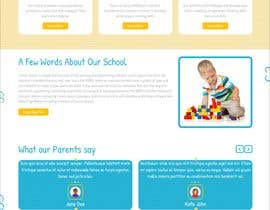#5 para Building a website for a preschool/kindergarden. A school for kids in the age  (3 - 6 years) de naresh1516