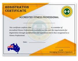 nº 9 pour Design a membership certificate par DhanvirArt