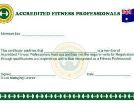 nº 7 pour Design a membership certificate par designersumitra
