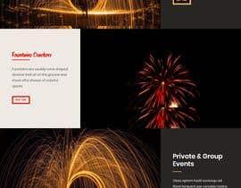 Nro 11 kilpailuun Design a Website for Online Firework sales käyttäjältä ATMuhammadH