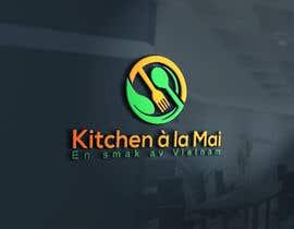 #40 untuk Logo for Vietnamese Kitchen oleh shahadatfarukom3