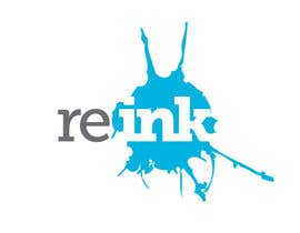 #83 para Logo Design for reink por bdrahas