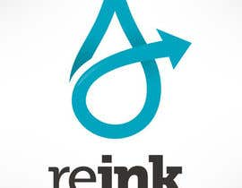 #102 para Logo Design for reink por bdrahas