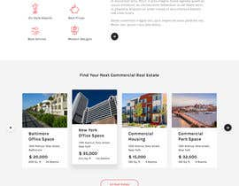 #32 for Design a Website Mockup by Aloknano