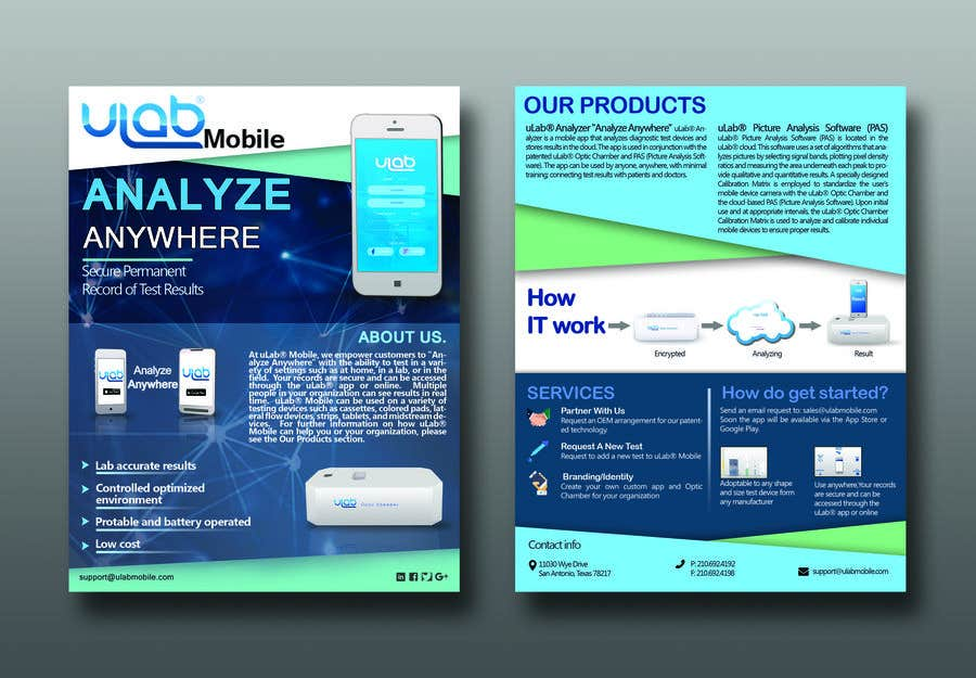 entry 72 by marianisha990 for design a sales flyer freelancer