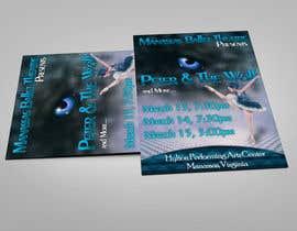 #21 para Design a Flyer for a Ballet show postcard mailer por Creatorart